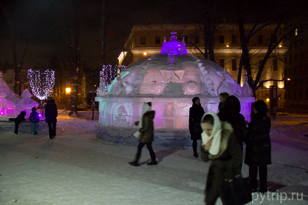 ледяной сад