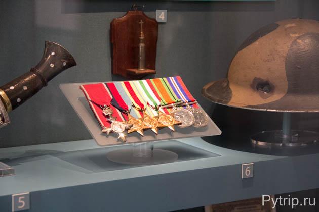 музей военный Тауэр