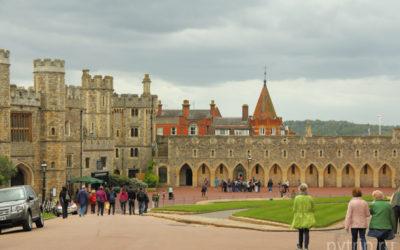 Замок Виндзор — любимая резиденция Королевы