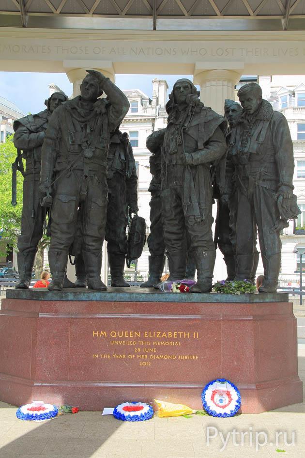 мемориал в Грин парке