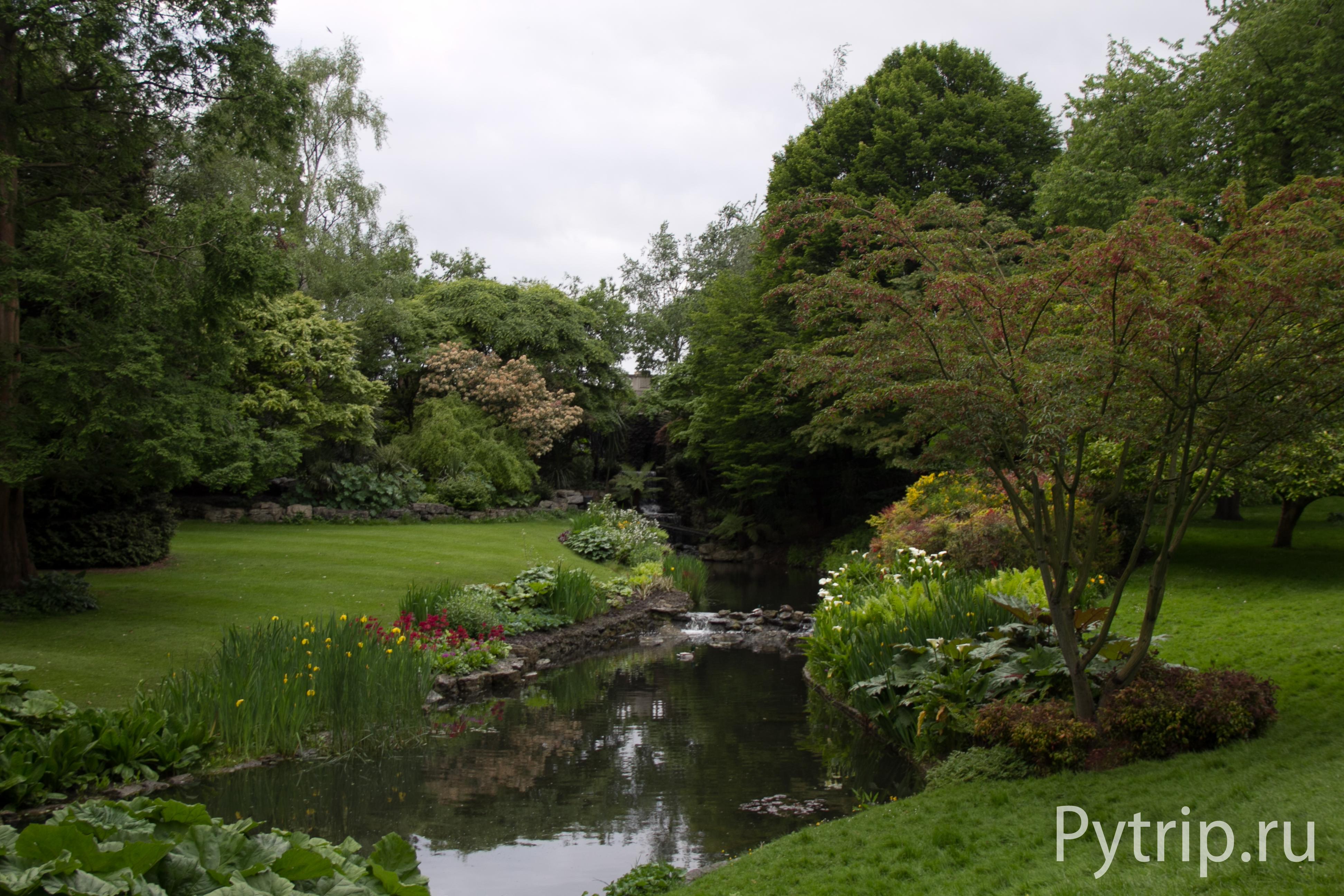 Гайд Парк в Лондоне
