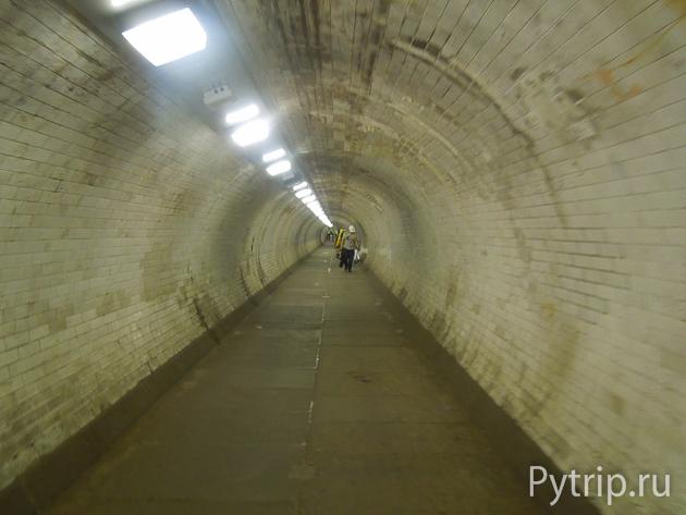 туннель гринвич