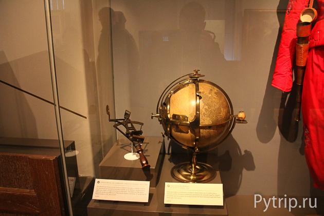 музей обсерватории в Лондоне