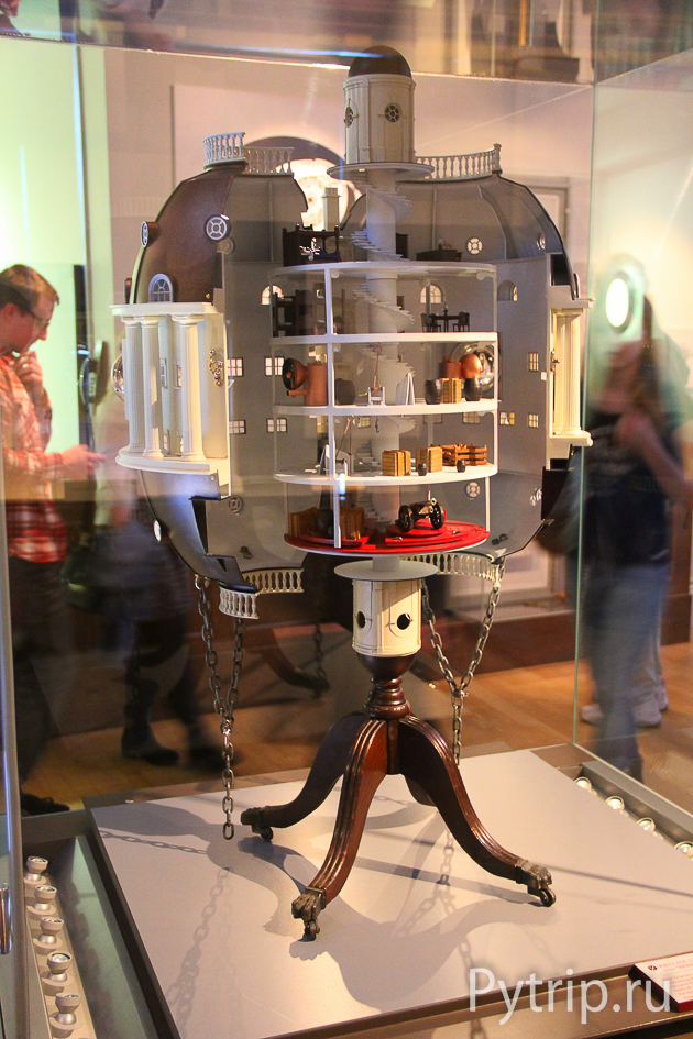 дом музей астронома Гринвич