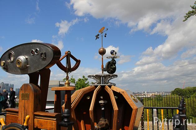 Обсерватория Гринвичская в Лондоне