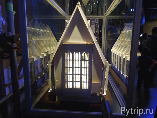 святочный бал Гарри Поттера