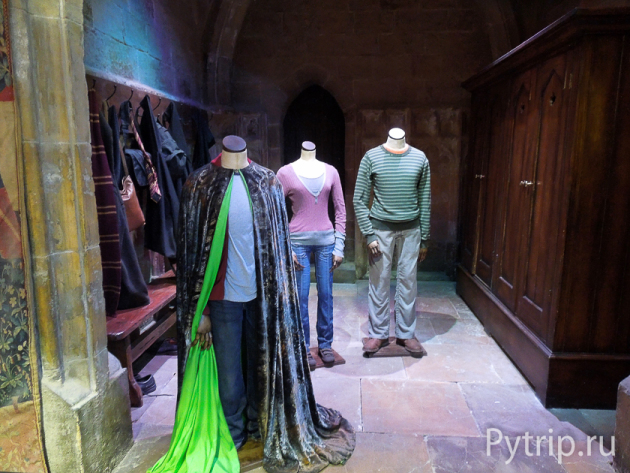 Одежда актеров Гарри Поттера