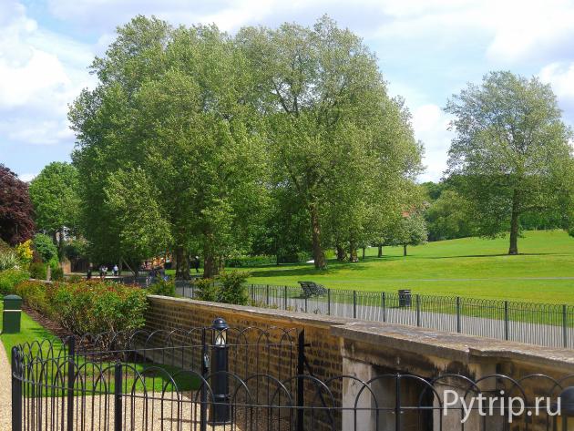 гринвич парк лондон