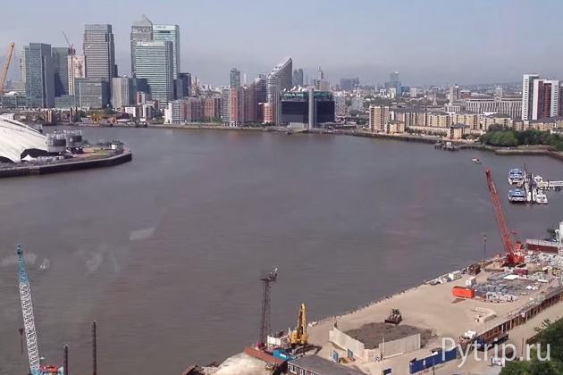 Emirates Royal Docks