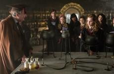Кабинет Зельеварения Снейпа в студии Гарри Поттера