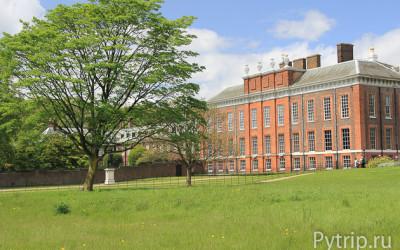 Кенсингтонский дворец в Лондоне: что посмотреть, фото