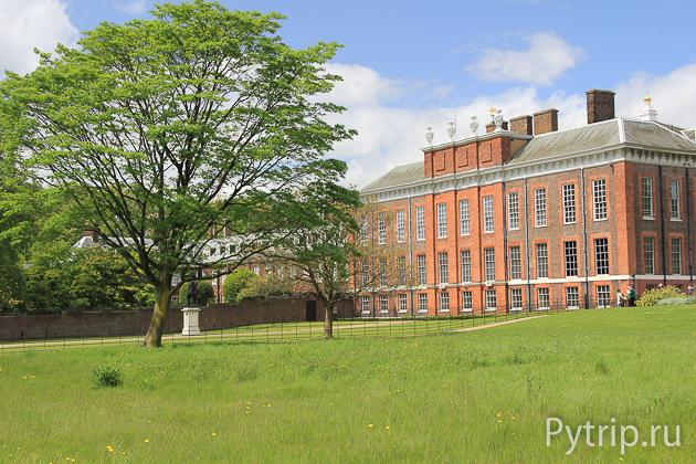 кенсингтонский дворец фото