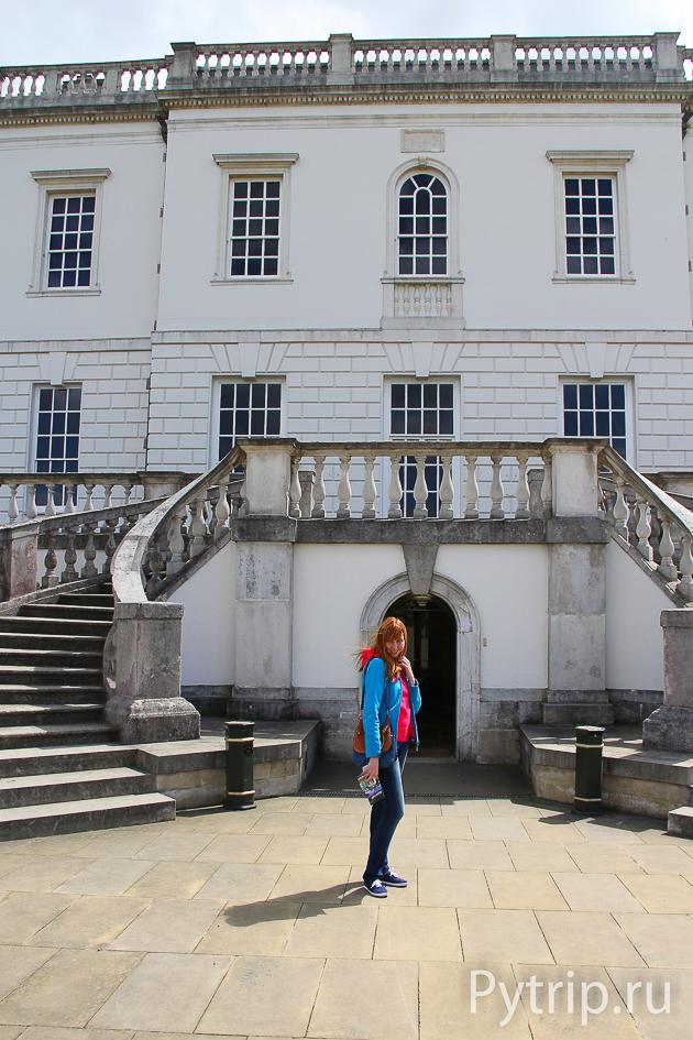 Квинс Хаус Лондон фото