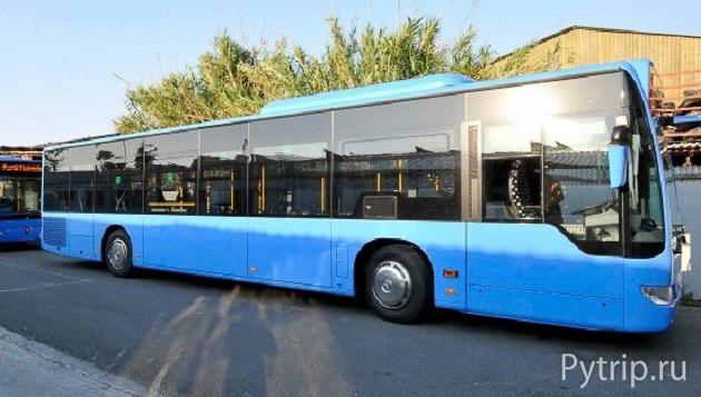larnaka bus