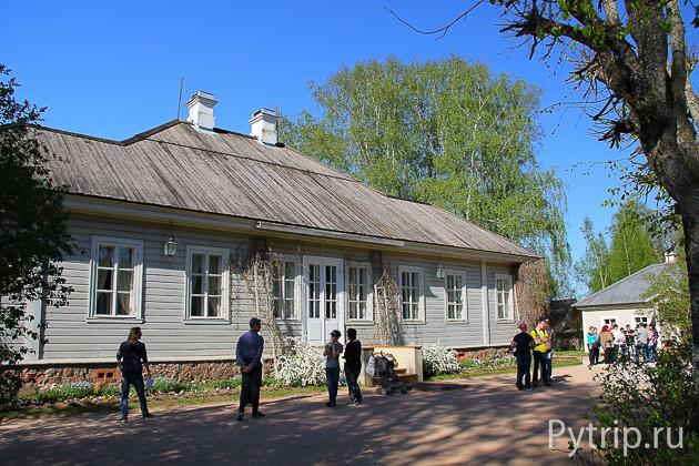 Дом-музей Михайловское