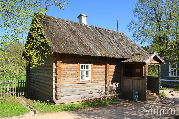 звонница в селе Михайловское