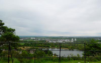 Смотровая площадка Эдинбурга — Трон Артура