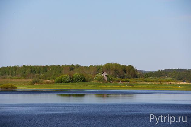 Озеро Маленец
