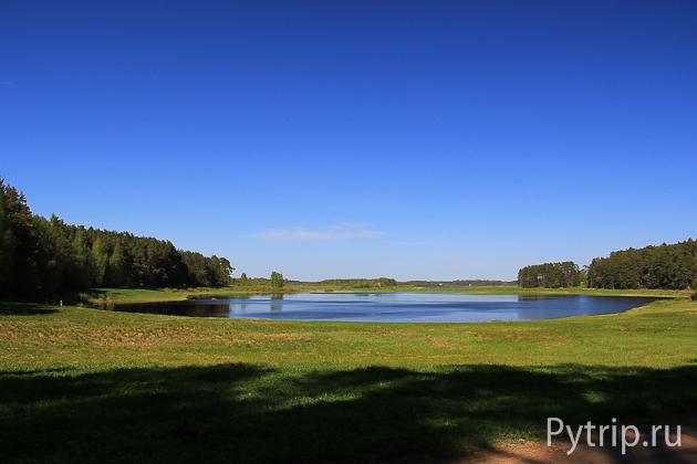 Озеро Маленец фото