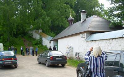 Святогорский монастырь в Пушкинских горах: последнее пристанище Пушкина