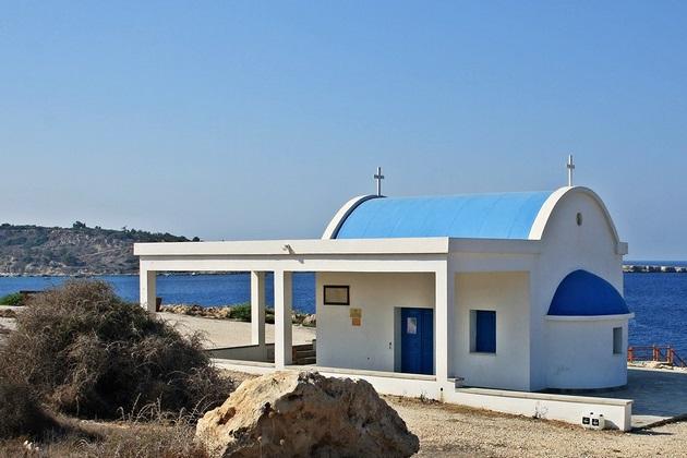 церковь каво греко