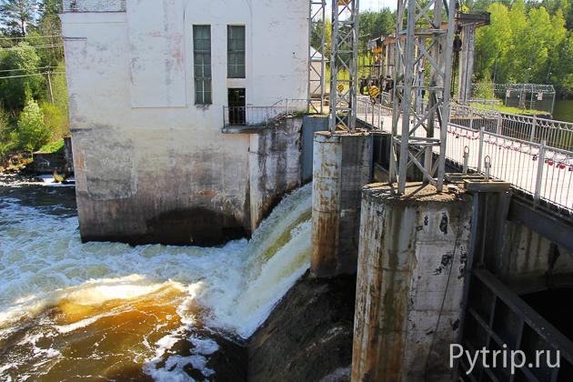 водохранилище шильское