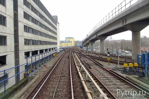 dlr metro