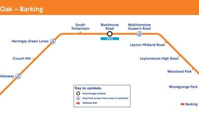 Лондонская надземка (London Overground): маршруты, цены