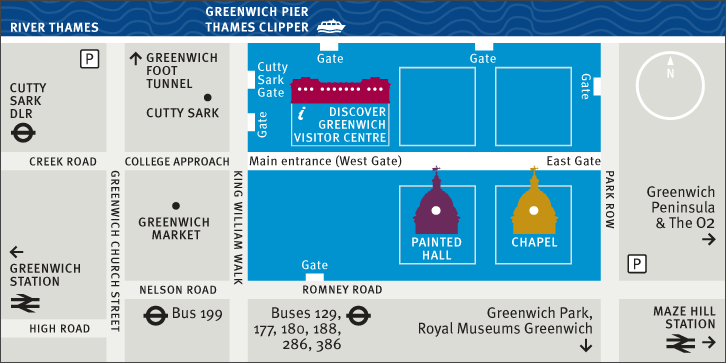 Greenwich Visitor Centre
