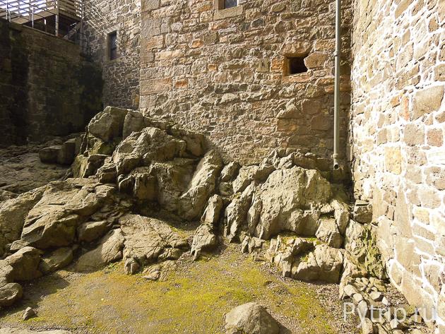 Замок Блэкнесс экскурсия