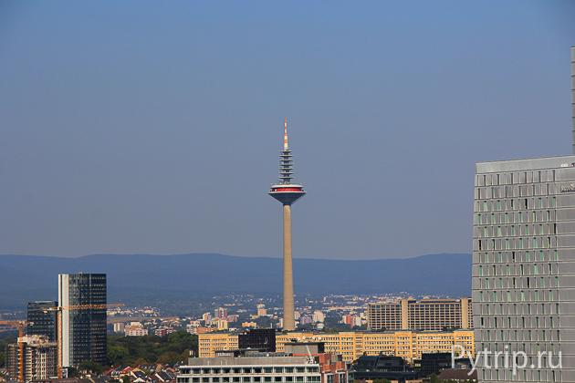 башня Франкфурта