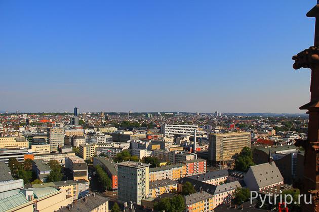 башня Франкфурт на Майне