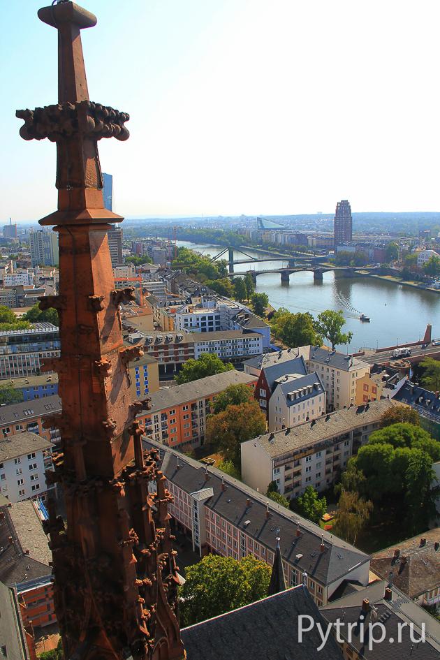 Смотровая площадка Франкфурт на Майне
