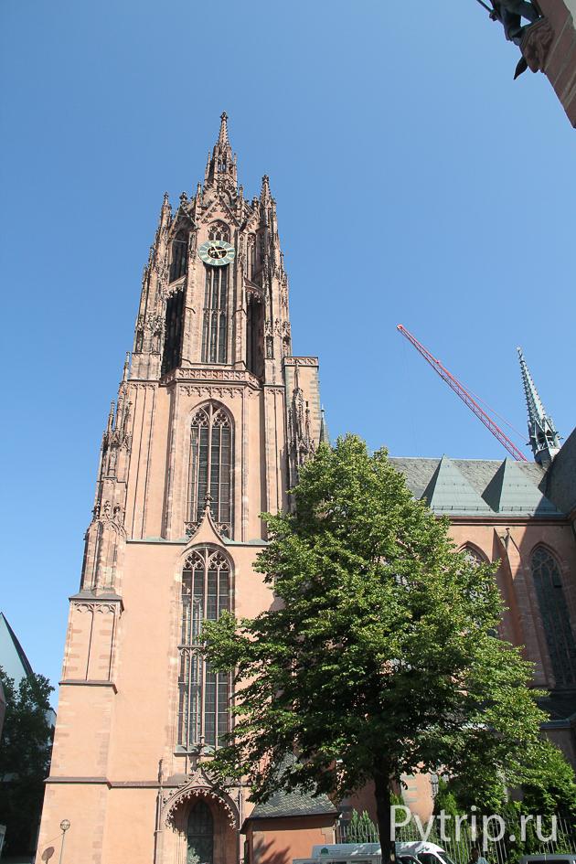 Башня собора Дом