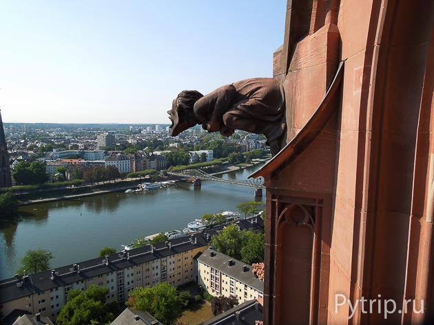 Башня святого Варфоломея во Франкфурте
