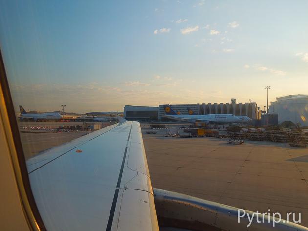 Аэропорт Франкфурт