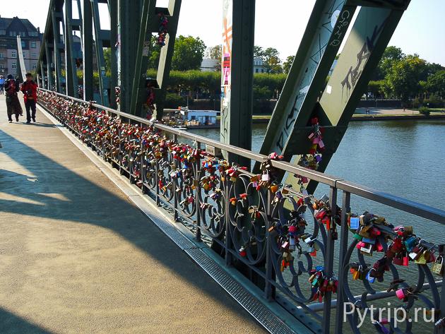 мост Eiserner Steg