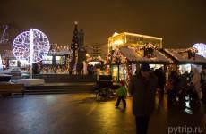 Московские рождественские ярмарки 2016 года