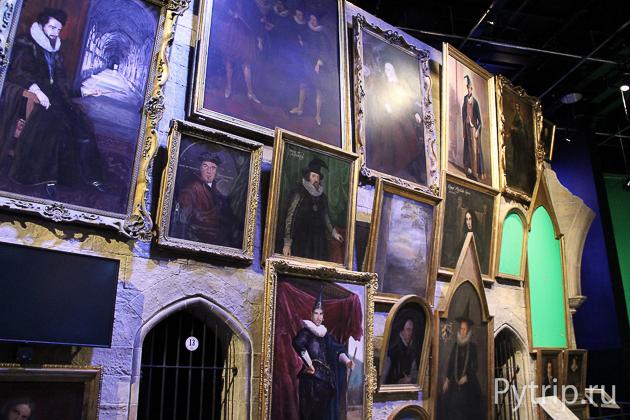 В кабинете Дамблдора