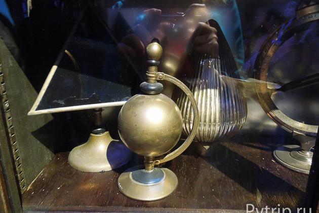 Кабинет Дамблдора в музее Гарри Поттера