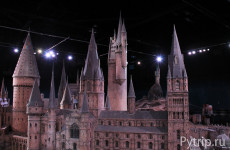 Замок Хогвартс: реалистичная модель
