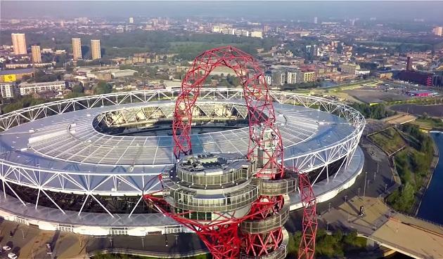 Орбита в Олимпийском парке