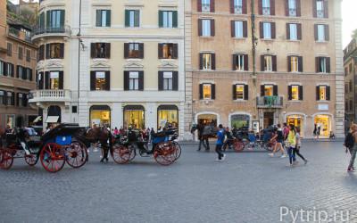 Испанская лестница в Риме — самая красивая в Европе?