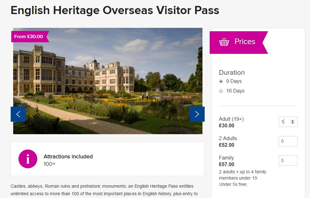 Overseas Visitor Pass