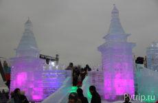 Где посмотреть ледяные скульптуры в Москве в 2019 году