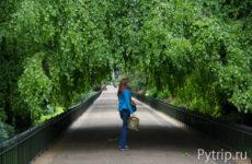 Восьмой день в Лондоне — парковый