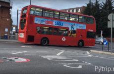 Как добраться из аэропорта Лондон-Сити (London City) в центр города