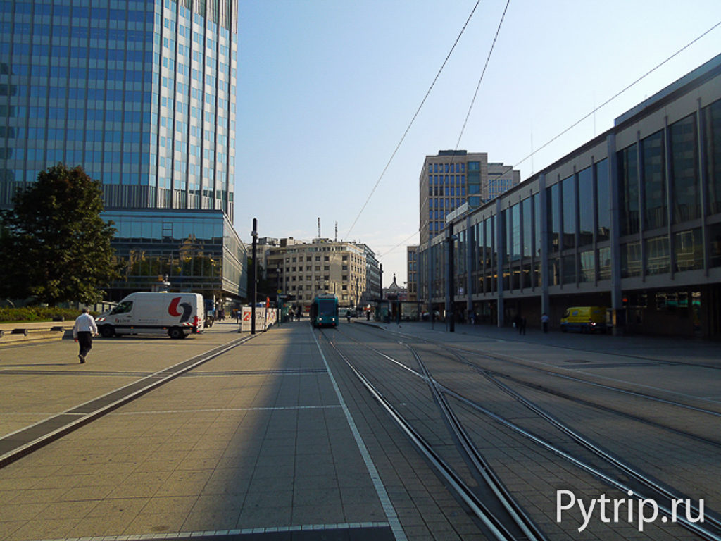 День во Франкфурте