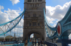 Тауэрский мост (Tower Bridge): история, выставка, занимательные факты