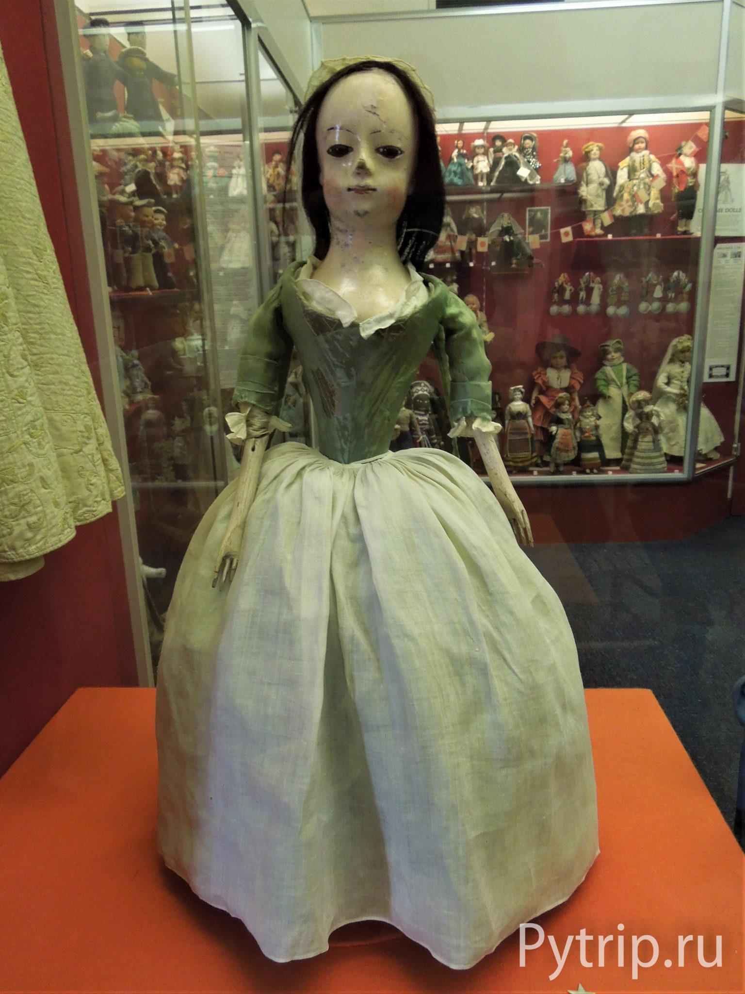 Викторианская кукла